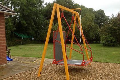 Swingee (Wheelchair Swing)