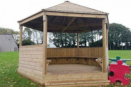 Grampound Stage Shelter 1