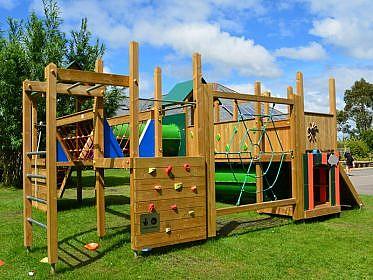 Playground Nature Towers