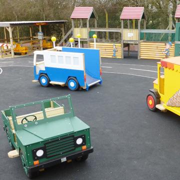 Vehicular play