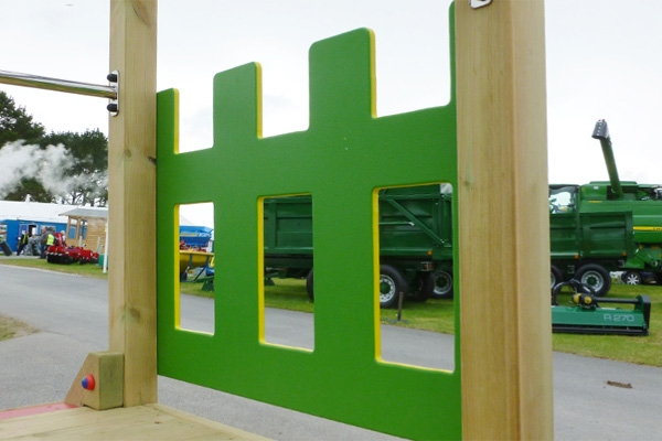 HDPE Tower Panel