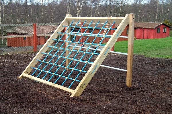 Assault Net + Ladder & Rope