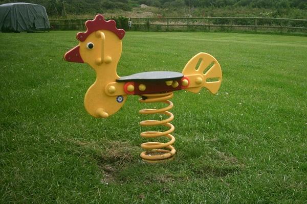 Chirpy the Chicken