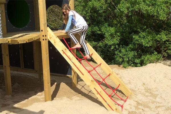 Climbing Net