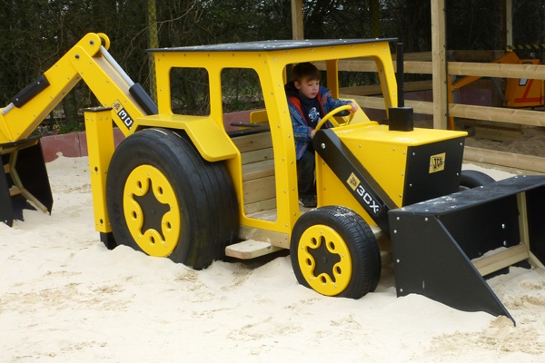 Dougie the Digger