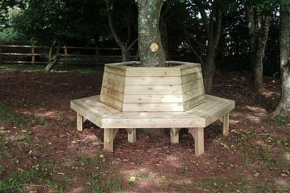 Hampshire Bench