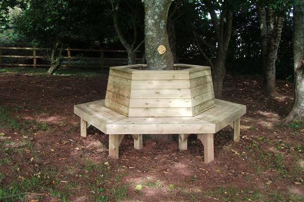 Hampshire Bench