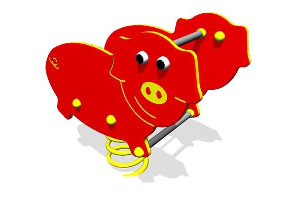 Penelope Pig Springer