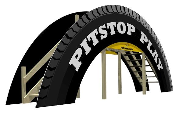 Pitstop Bridge
