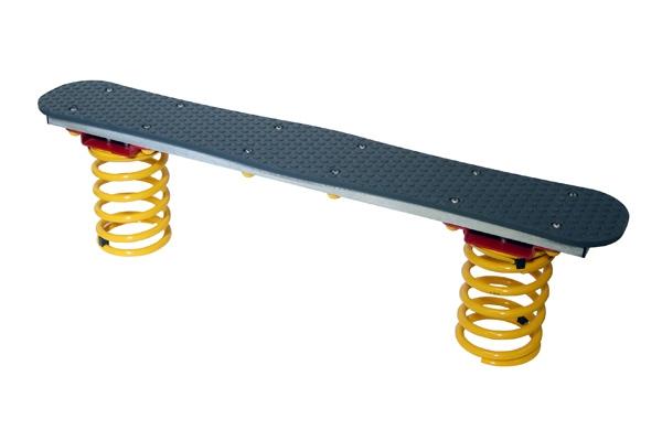 Plank Springer