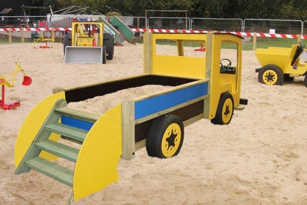 Sand Lorry