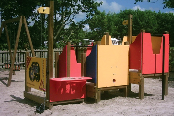 Sand Play Towers