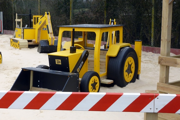 Themed Barrier Fencing