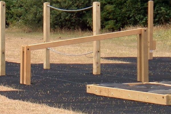 Straddle Jump Bench