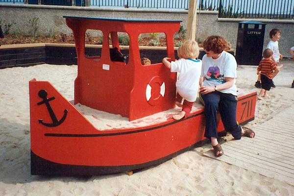 Trawler Sandpit