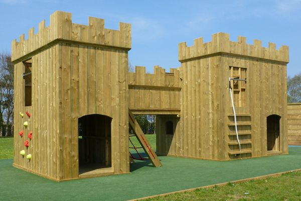 Large Play Fort