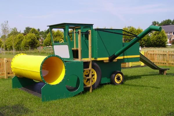 Kidbine Harvester