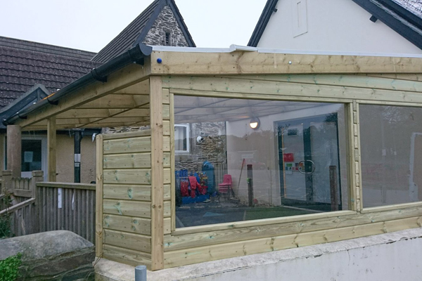 Grampound Shelter