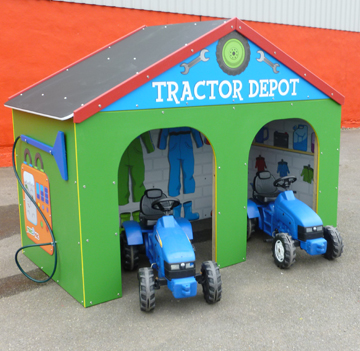 Tractor Depot