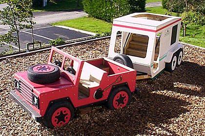 Caravan Slide