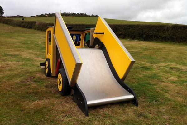 Lorry Slide