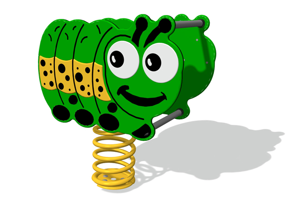 Cecil Caterpillar Springer
