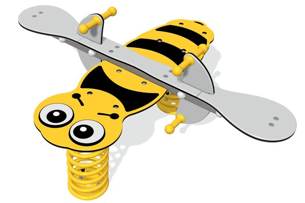 Bee Seesaw Springer