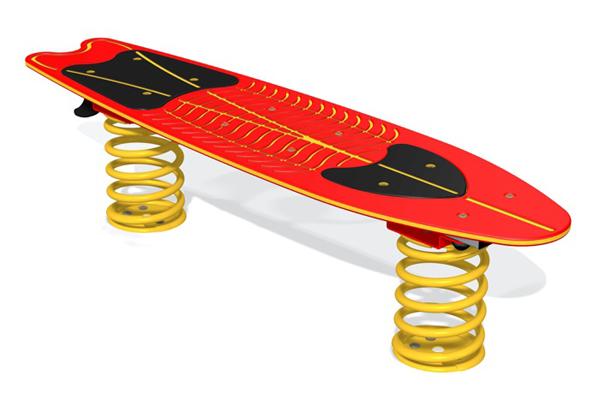 Wave Plank Springer
