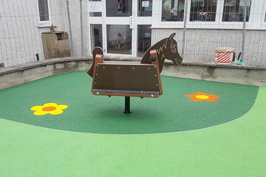 Horse Playground Rocker