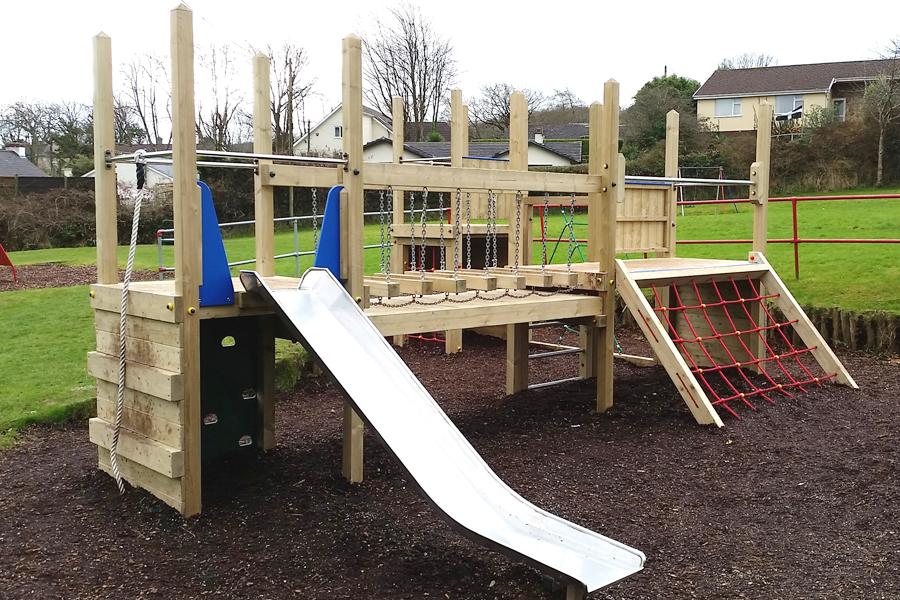 Lanner Playground Towers