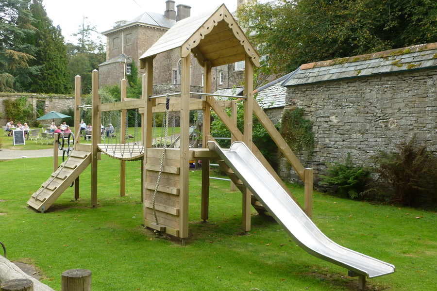 Pull Up Ramp, Pic n Mix, Pencarrow, Outdoor Play