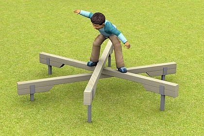 Balance Beam Junction