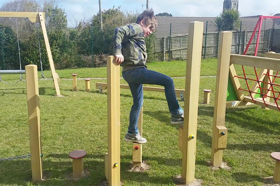 Stepping Stilts