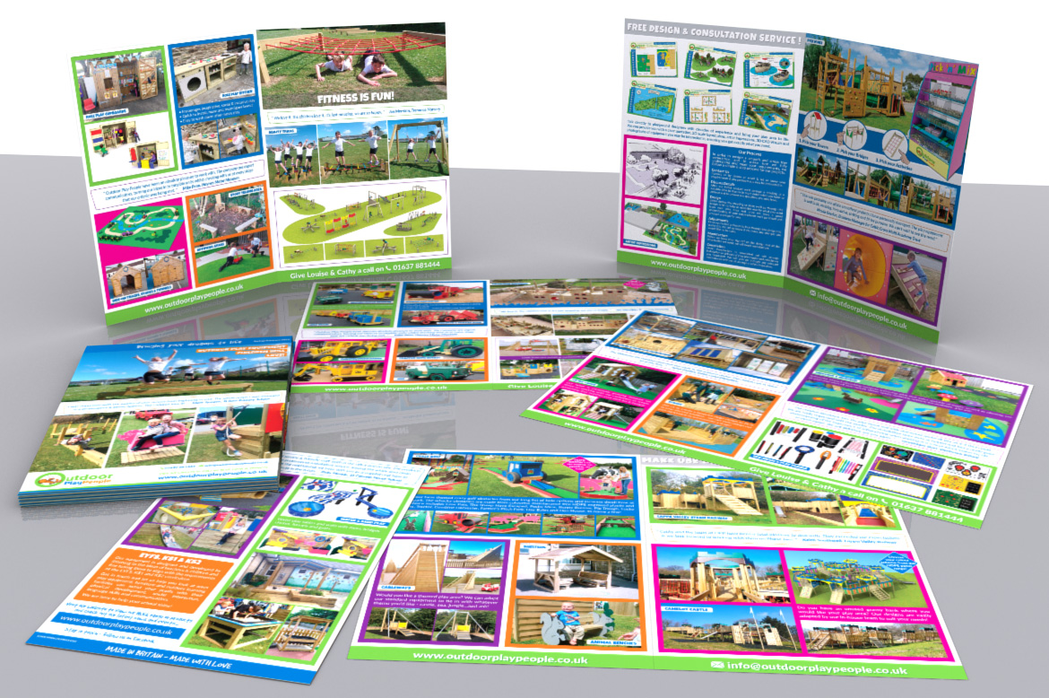 Outdoor Play People Brochure