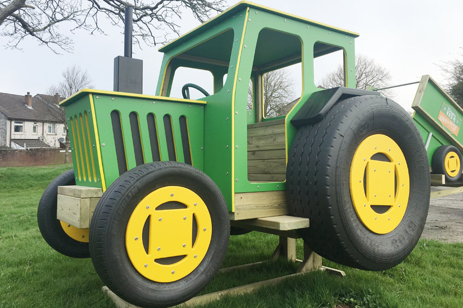 Tommy Tractor