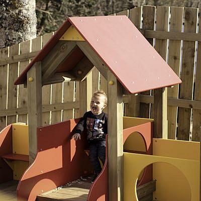 Hendra Holiday Park Play Area