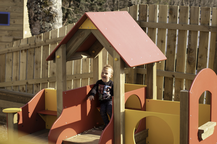 Hendra Holiday Park Play Area