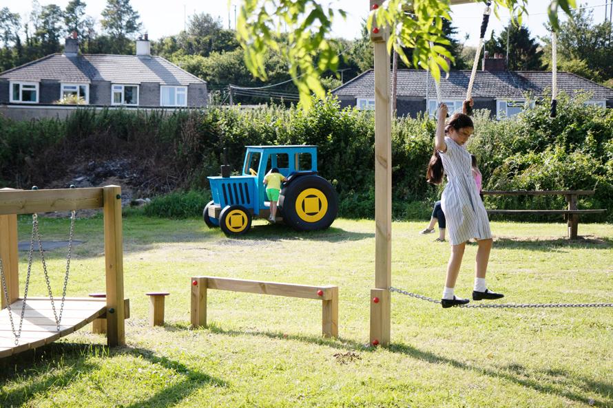 Tresillian Village Play Area