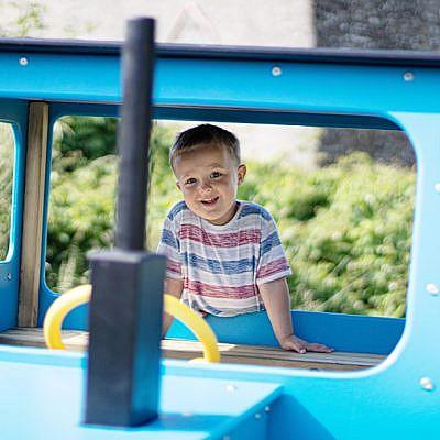 Tresillian Village Tractor Play