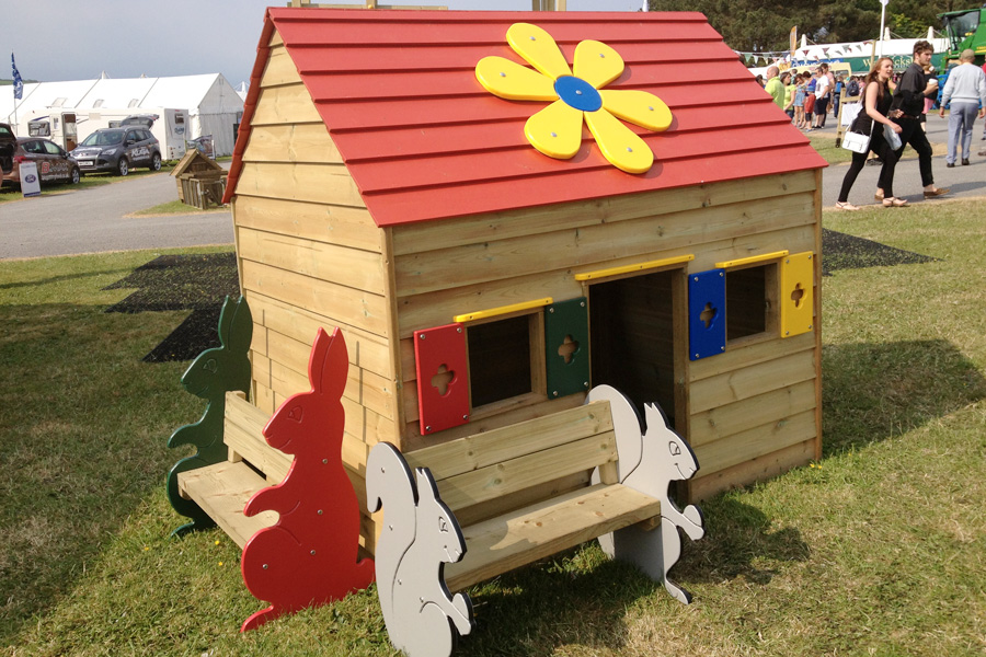 Polventon Cottage Playhouse