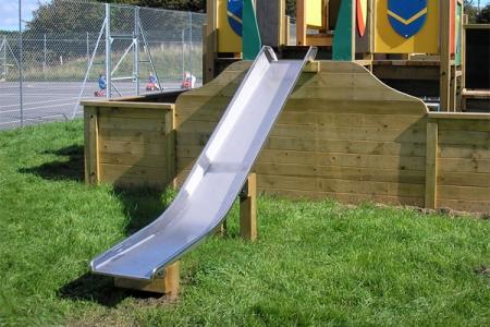 1.2m Stainless Steel Slide