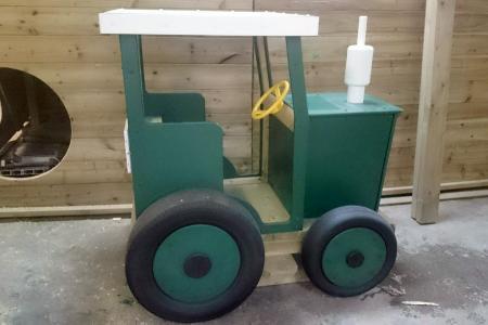 Mini Tractor