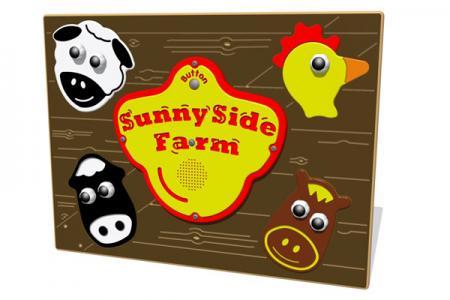 Sunnyside Farm Play Panel
