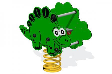 Stegosaurus Springer