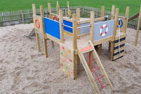 Mini Playground Towers
